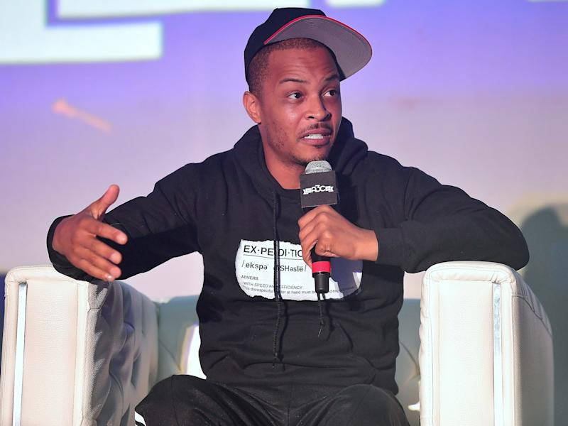 Rapper T.I. Says He Accompanies His Daughter to the Gynecologist to 'Check Her Hymen'