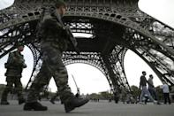 Raids across Europe as France braces for more attacks