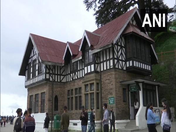 State Library in Shimla (Photo/ANI)