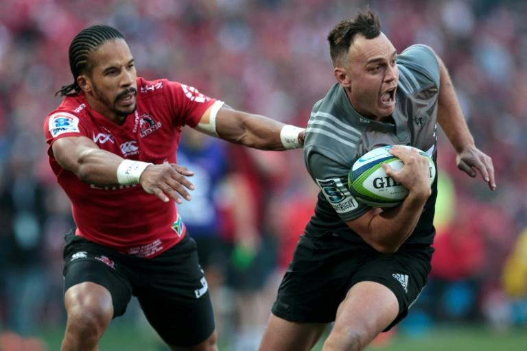 Former All Black Israel Dagg (R) will co-host the new show