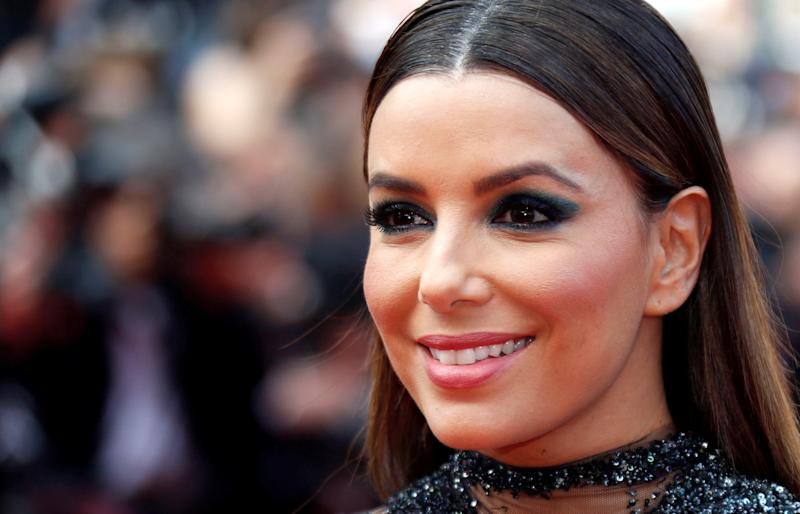 Eva Longoria is speaking out for Latina Equal Pay Day.  (Regis Duvignau / Reuters)