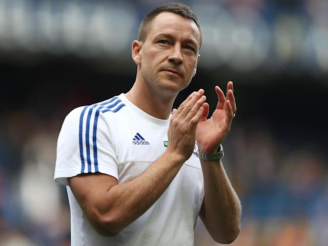 John Terry will leave Chelsea at the end of the 2016/17 season: Getty