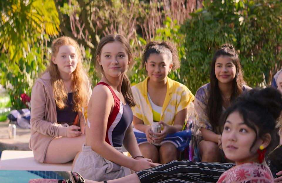 Our favorite babysitters are back, and this time their group is expanding. The Baby-Sitters ClubSeason 2 will continue to follow the friendships and adventures of Kristy, Mary-Anne, Claudia, Stacey, and Dawn as they grow their club and invite new members Mallory Pike and Jessi Ramsey to join. With a new school year, the babysitting business is booming, but these friends will also have to deal with new relationships, personal growth, and so much more. Also,Kyndra Sanchez assumes the role of Dawn afterXochitl Gomez had to exit the series due to her filming schedule for Doctor Strange in the Multiverse of Madness.When it returns:Oct. 11 on NetflixWatch the new season trailer here