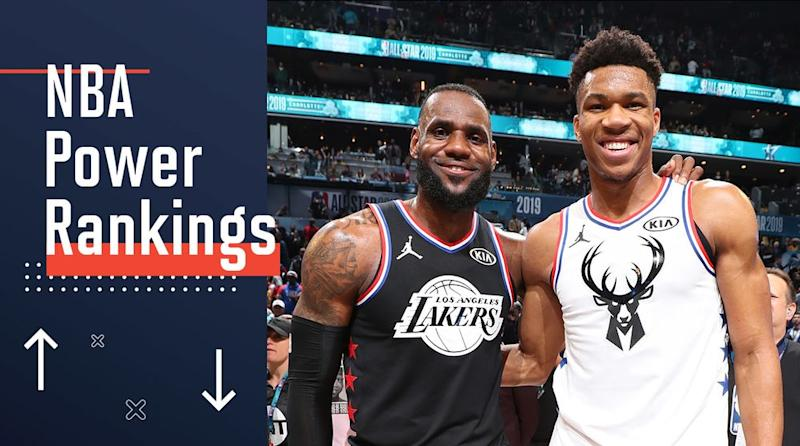 05889c5ceed NBA Power Rankings  Where Do All 30 Teams Stand After All-Star Weekend