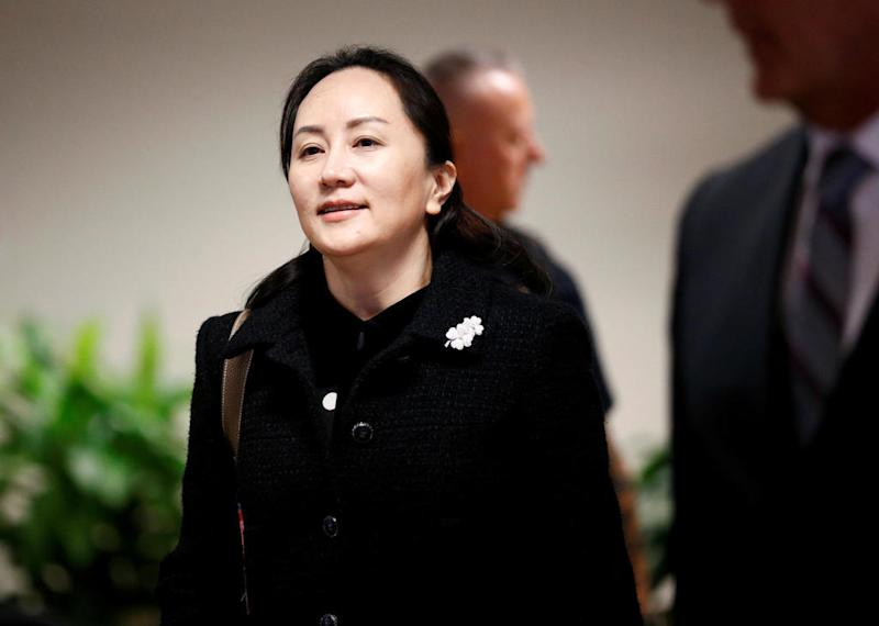Top Huawei executive's extradition hearing begins in Canada