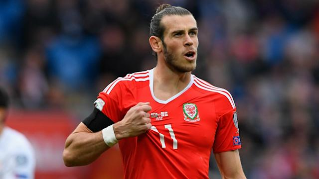 Three goals against Republic of Ireland would give Real Madrid forward Gareth Bale the all-time Wales goaslcoring record.