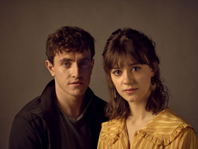 What is it about Connell and Marianne that we can't resist? (Hulu/BBC Three)