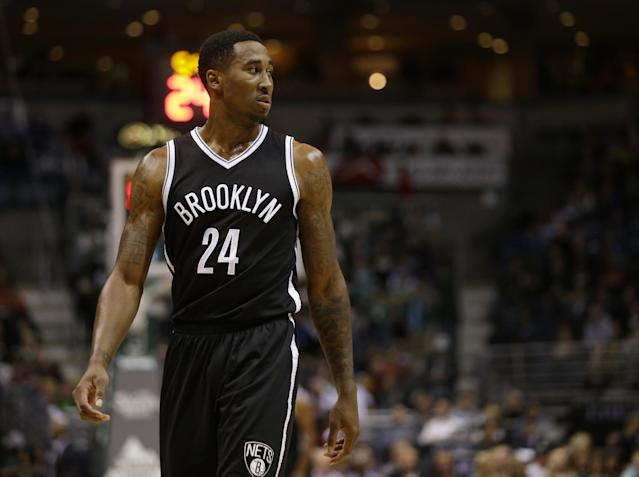 Rondae Hollis-Jefferson is one of the young players the Nets must develop. (AP)