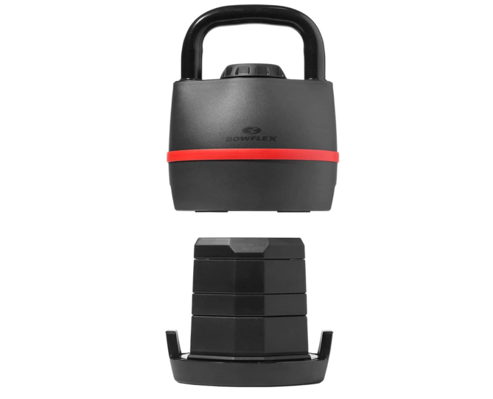 It's like having six kettlebells in one — and it's $50 off right now. (Photo by Amazon)