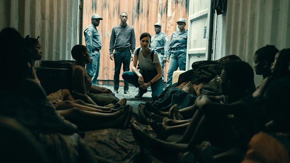 """<p>This mystery-thriller is based on real events that unfolded in South Africa during the 1980s. The South African film follows a special crimes investigator and the unlikely bond she forms with a serial killer as they try to take down a global child sex-trafficking ring. </p> <p><strong>When it's available: </strong><a href=""""https://www.netflix.com/title/81393386"""" class=""""link rapid-noclick-resp"""" rel=""""nofollow noopener"""" target=""""_blank"""" data-ylk=""""slk:May 14"""">May 14</a></p>"""