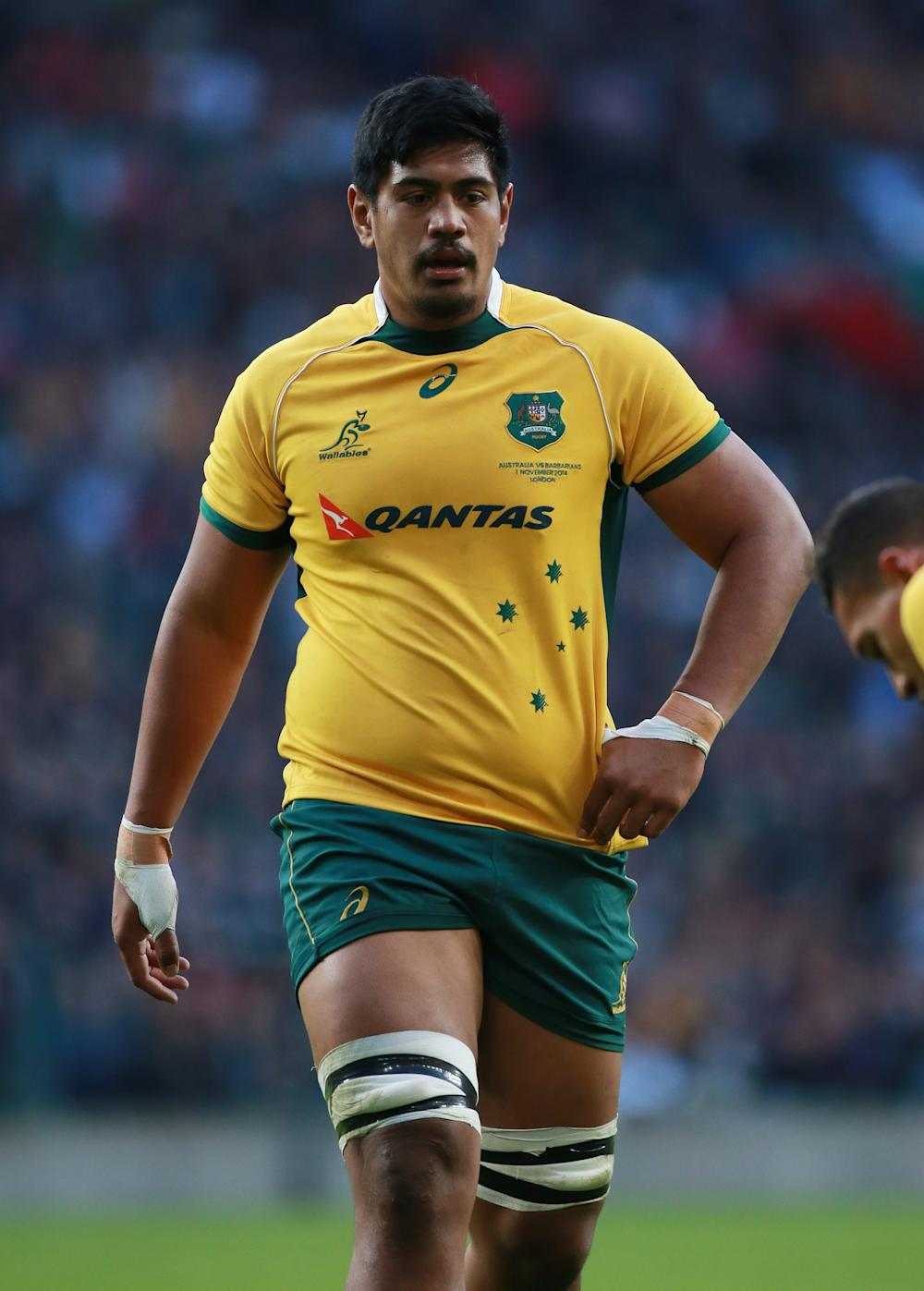 Australia international Will Skelton has rejoined Saracens on a two-year deal - Credit: PA Images