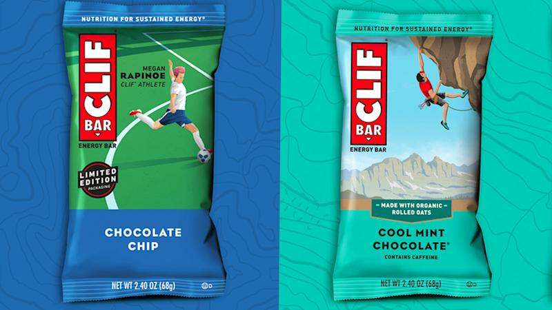 Best cycling nutrition: Clif Bar
