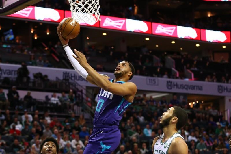 Celtics bounce back, hand Hornets sixth straight loss