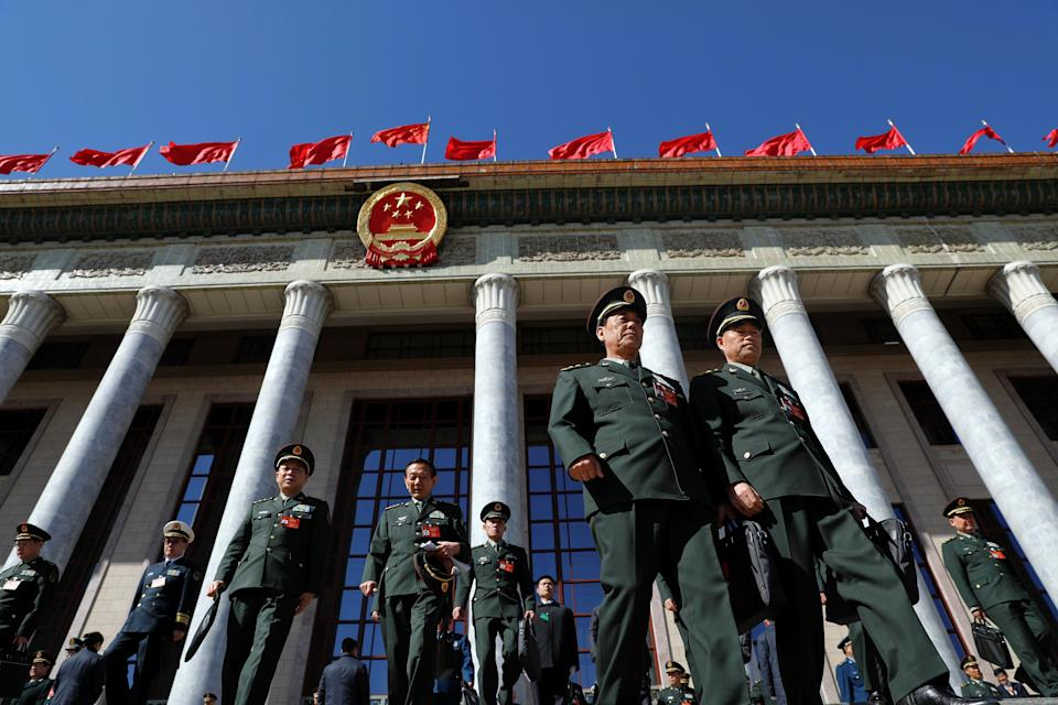 China Military Power: World's Largest Army to Expand from Asia to Africa