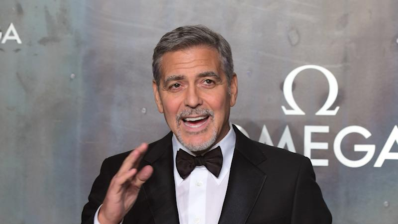 George Clooney calls for Brunei hotels boycott