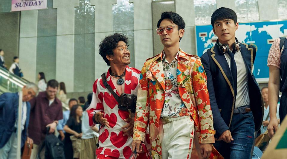 Detective Chinatown 3 was the second-most popular movie in China so far in 2021. Photo: Handout