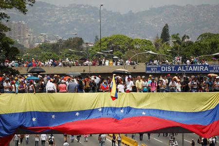 Venezuela says it's renouncing membership in OAS""