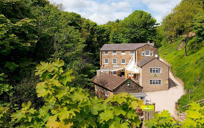 YHA Boggle Hill - one of Yorkshire's best family-friendly hotels