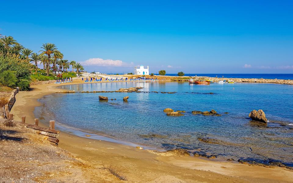 Cases are on the rise in Cyprus