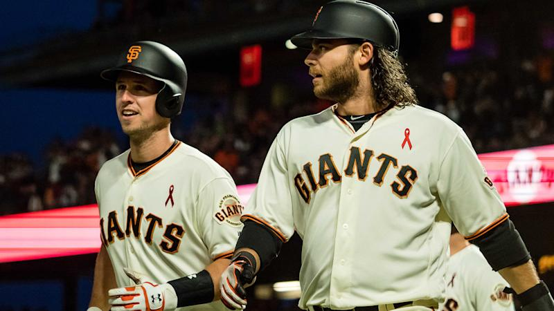Brandon Crawford to start 2018 All Star Game Buster Posey named as a reserve