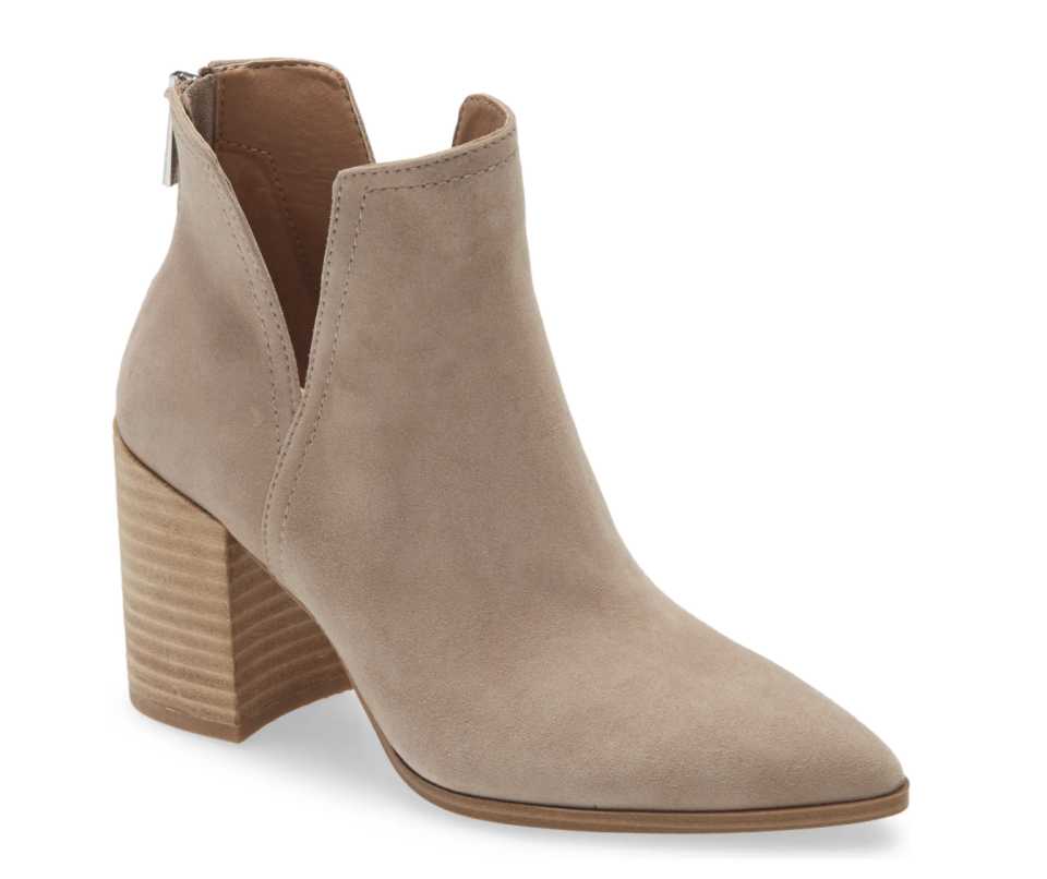 Steve Madden Darci Pointed Toe Bootie - Nordstrom.