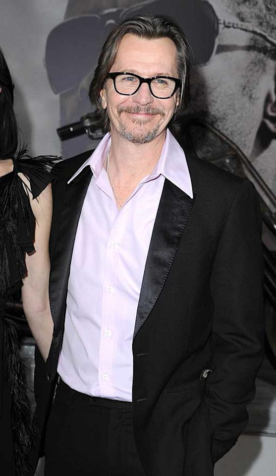 "March 21: Gary Oldman turns 53 Steve Granitz/<a href=""http://www.wireimage.com"" target=""new"">WireImage.com</a> - January 11, 2010"
