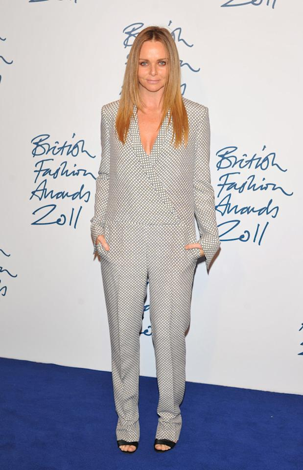 Stella McCartney, you might have won the Red Carpet Award, but you didn't win our love for this ensemble.