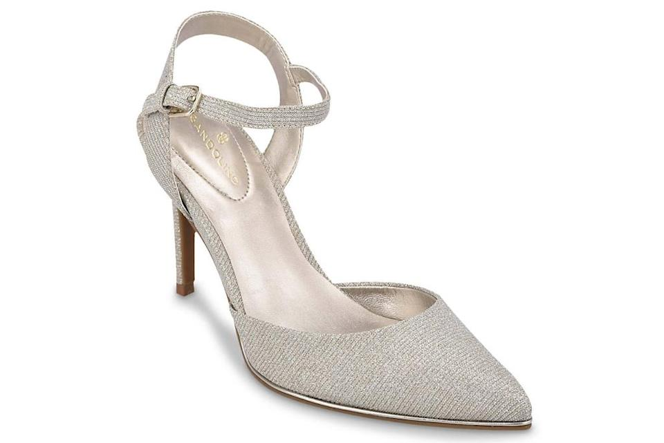 Bandolino, ankle strap pumps
