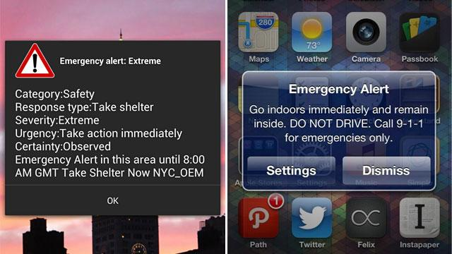 Why Many Didn't Get Sandy Phone Alerts