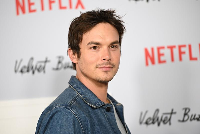 Actor Tyler Blackburn opens up about being bisexual: 'I just want to feel powerful in my own skin'