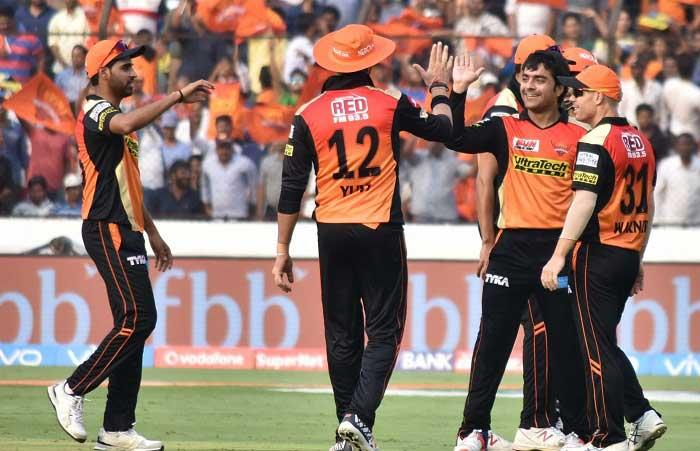 Sunrisers Hyderabad outplay Gujarat Lions by 9 wickets for second win in IPL 10