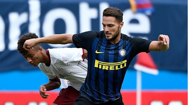 Less than two weeks on from his maiden Italy cap, full-back Danilo D'Ambrosio has signed a new deal with Inter running until June 2021.