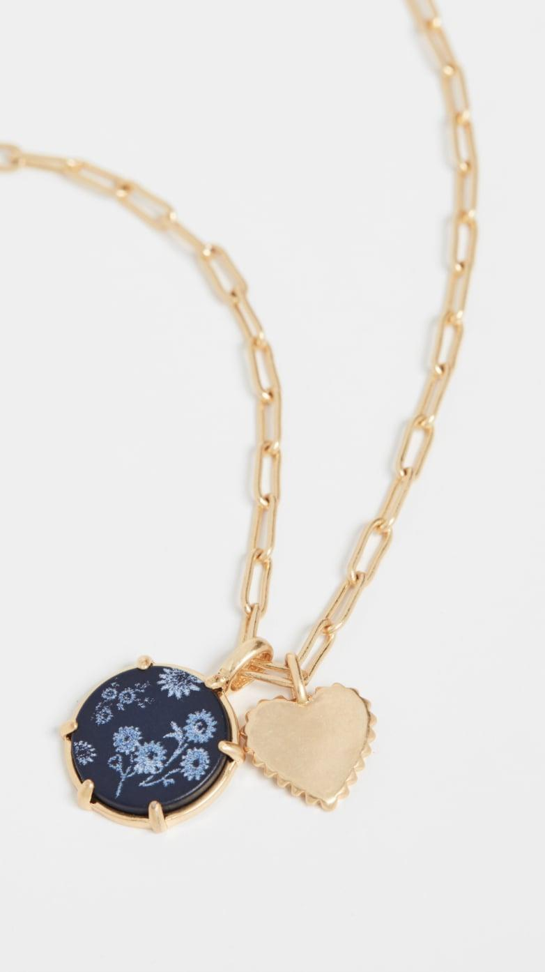 <p>This <span>Madewell Colorful Flower Charm Pendant</span> ($32) will be sure to become anyone's favorite necklace. How adorable does it look?</p>