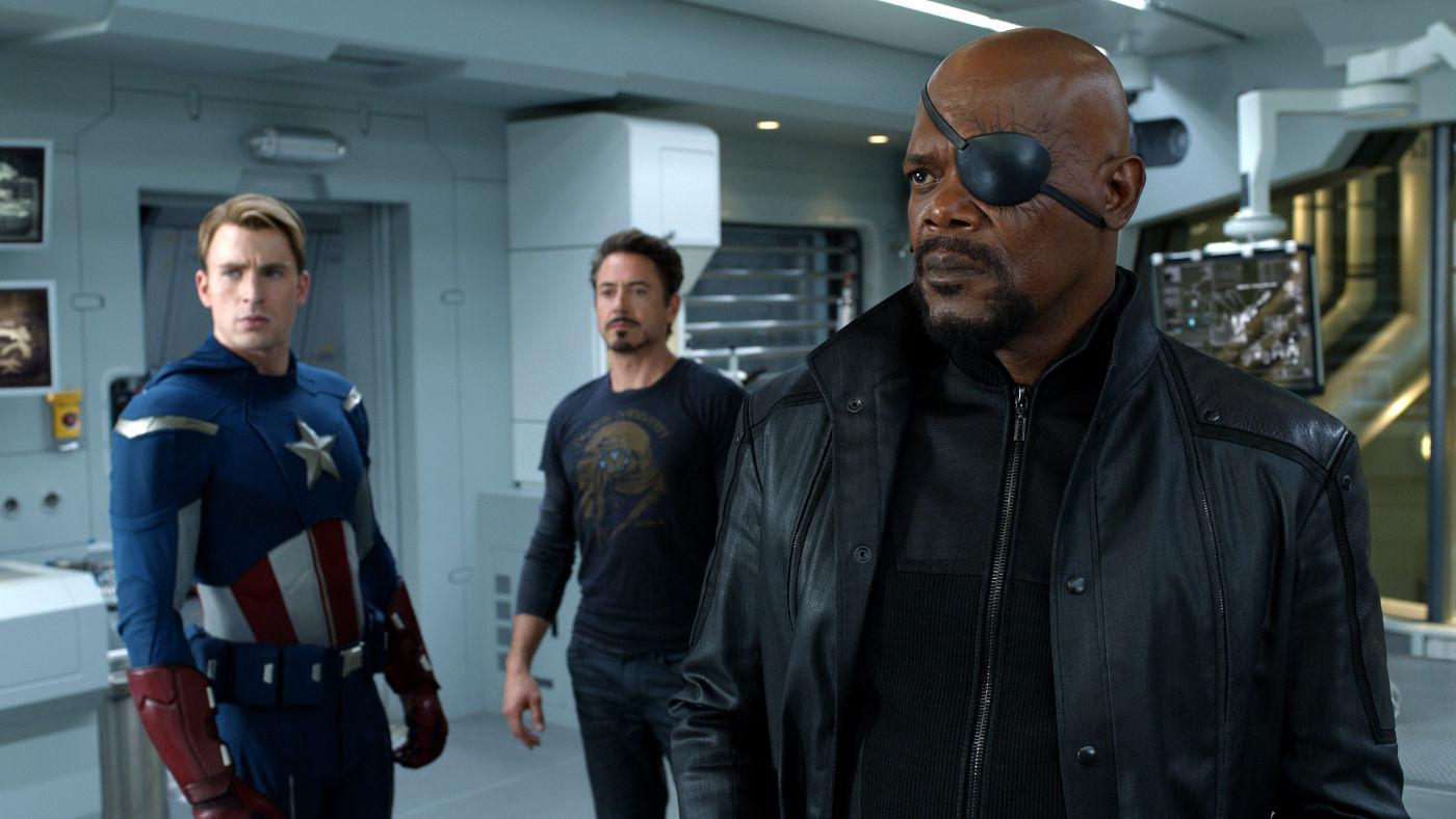 Has Samuel L. Jackson Signed On For Captain Marvel Yet?