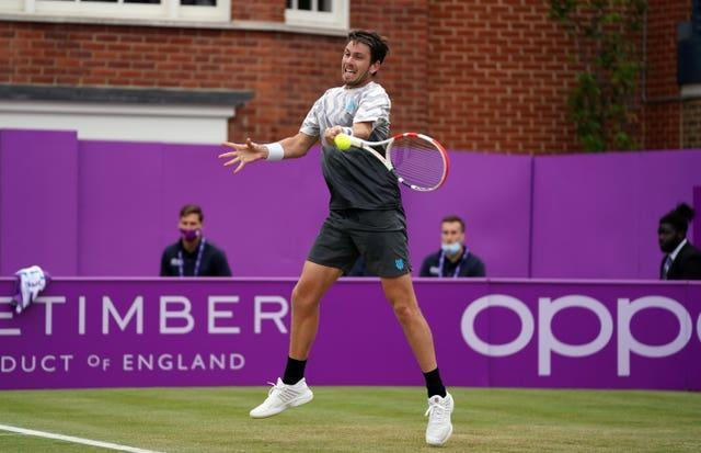 Cameron Norrie is chasing his first ATP title