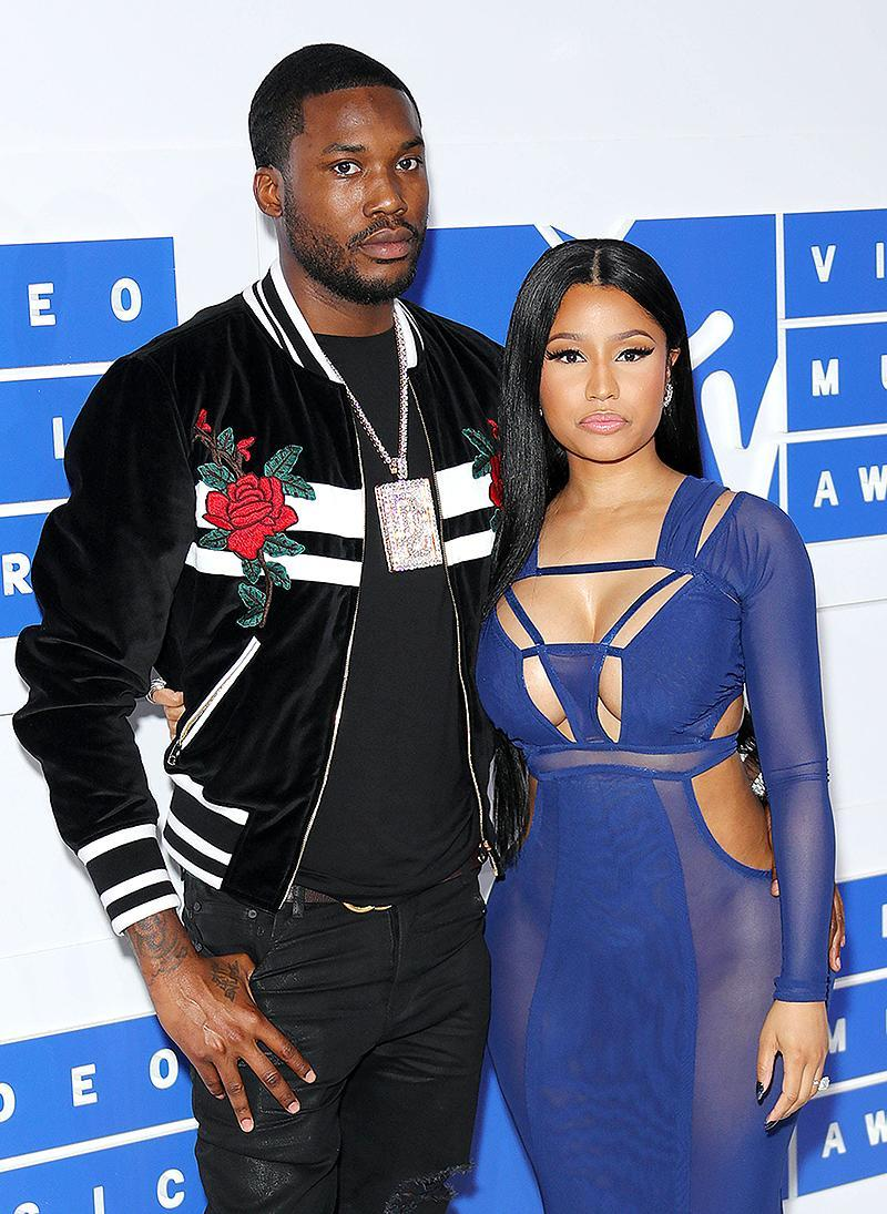 """<p>Rappers Nicki Minaj and Meek Mill were rumored to have split in December 2016, but Minaj <a rel=""""nofollow"""" href=""""https://www.yahoo.com/celebrity/nicki-minaj-meek-mill-split-154440970.html"""" data-ylk=""""slk:confirmed;outcm:mb_qualified_link;_E:mb_qualified_link;ct:story;"""" class=""""link rapid-noclick-resp yahoo-link"""">confirmed</a> that she was single with a tweet on Jan. 5. There had been talk that the two, who began dating in 2015, would marry, but that doesn't seem likely now. After their split, Minaj shared cryptic posts, such as this quote, """"Your value doesn't decrease based on someone's inability to see your worth."""" (Photo: XPX/STAR MAX/IPx) </p>"""