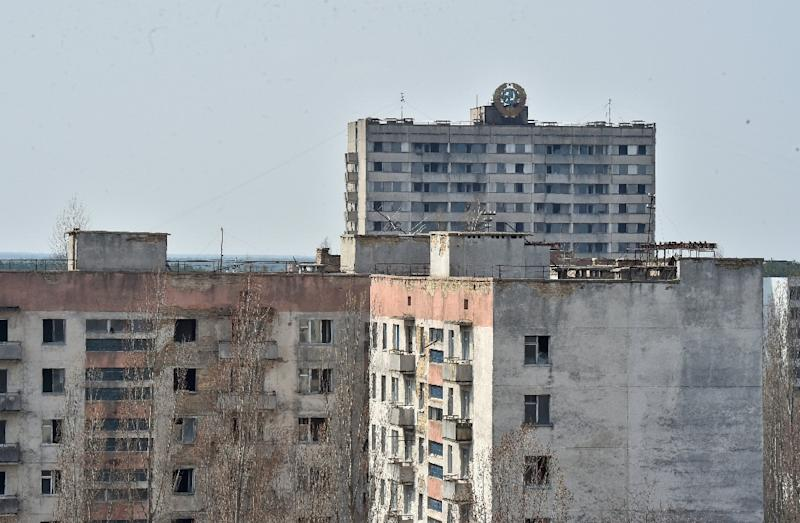 Of some 4,413 Russian towns and villages affected by Chernobyl, 383 will see their support cut later this year and 558 will lose it entirely. (AFP Photo/Sergei SUPINSKY)