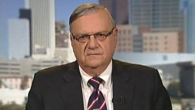 Sheriff Arpaio: I'm going to enforce our state laws