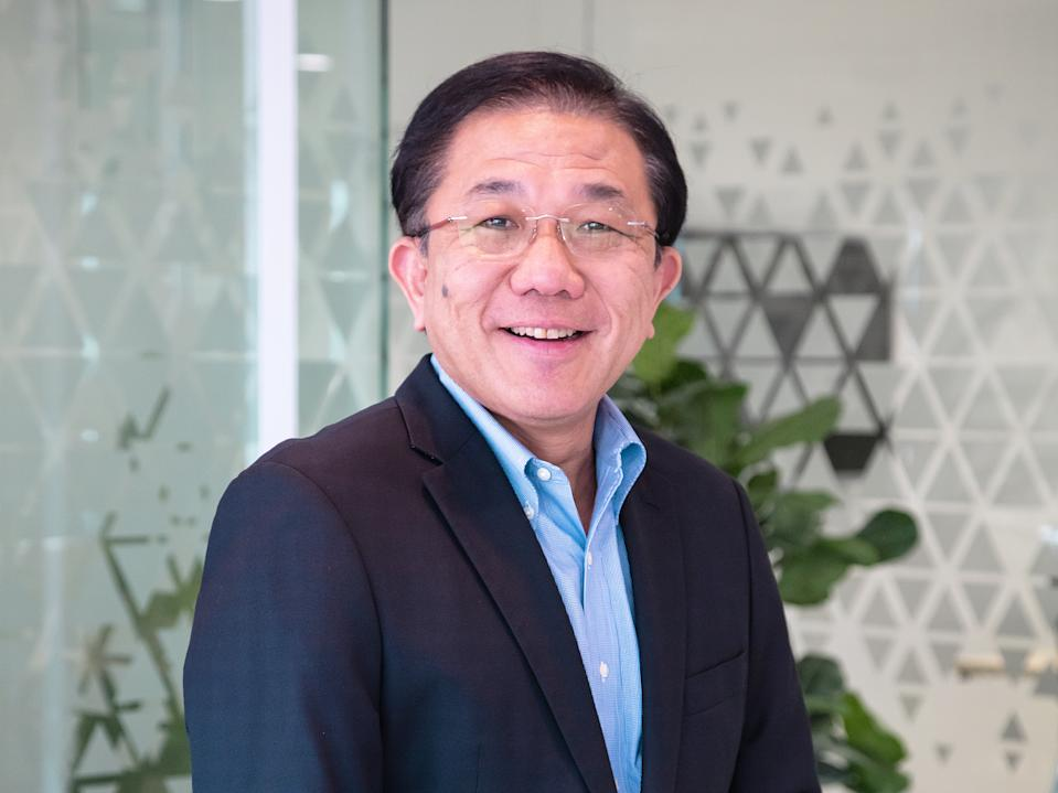 Chua Kee Lock, CEO of Vertex Holdings. (PHOTO: Vertex)
