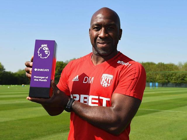 Darren Moore named West Brom manager on a permanent deal despite Premier League relegation