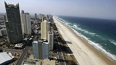 Gold Coast property prices rising