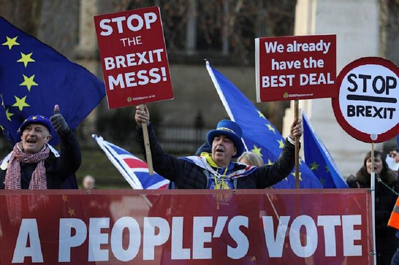 Four in Ten Britons Feel Powerless Worried, Angry About Brexit, Reveals Survey