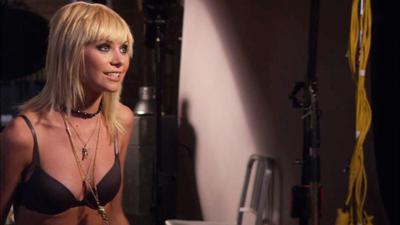 Jenny's new look for season 2 includes a shag cut with fringe bangs, easing her transition from clean-cut to edgy.