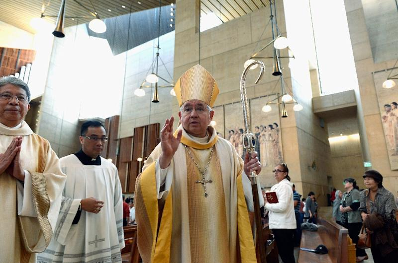 Los Angeles Archbishop Jose Gomez announced a compensation program as an alternative to court proceedings for minors sexually abused by clergy