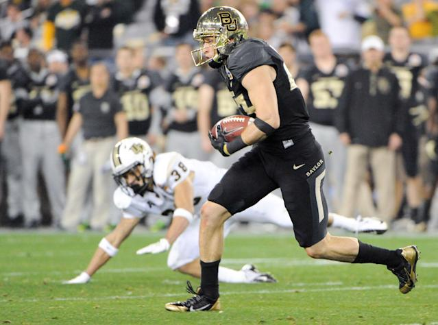 Baylor WR Clay Fuller out 6-8 weeks with broken clavicle