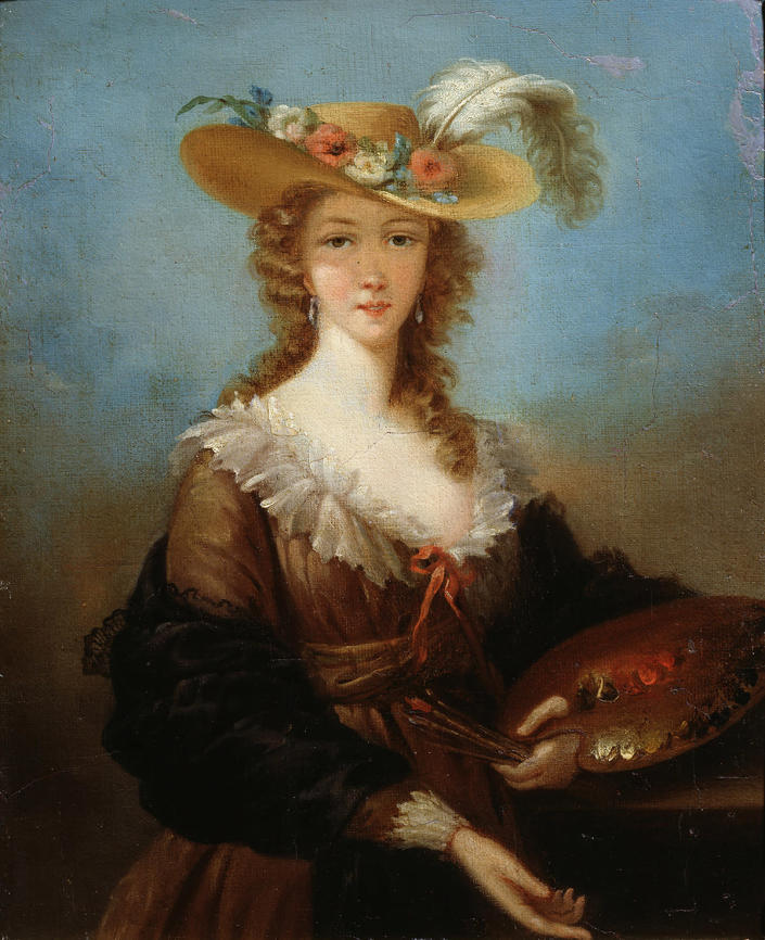 <p>Elisabeth Vigée Le Brun was the most successful and celebrated portrait painter of her age, with the best known figures in late 18th-century Paris sitting for her, before the French Revolution forced her to flee France. (Photo: Fine Art Images/Heritage Images/Getty Images) </p>