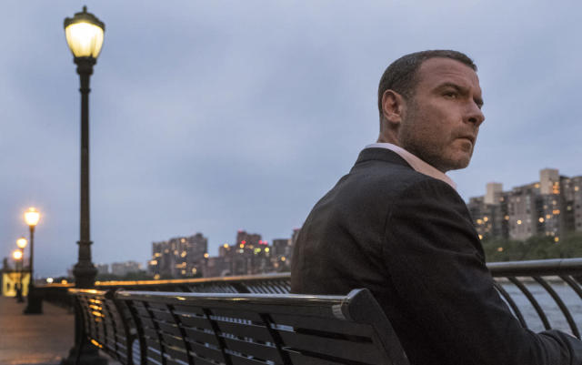 Liev Schreiber as Ray Donovan in 'Ray Donovan' (Photo: Jeff Neumann/SHOWTIME)