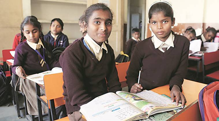 Patiala: Bringing in a change - one pen, one child at a time