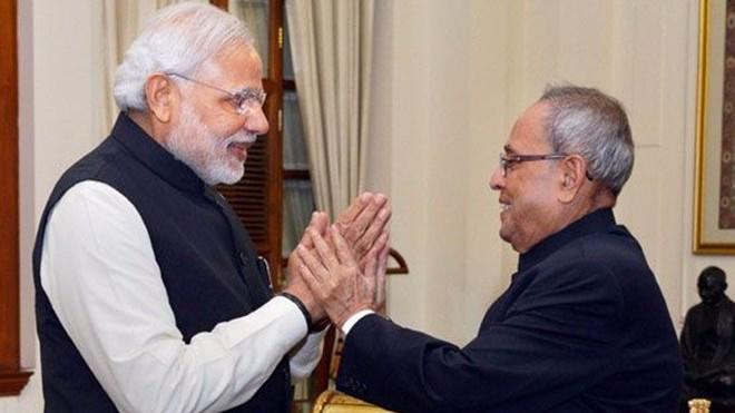 PM Modi Quick Learner, Has a Way of Doing Things: Prez Mukherjee