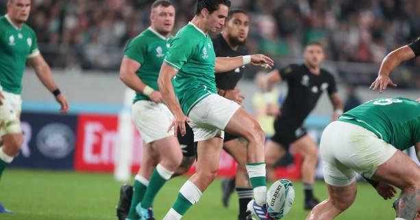 Rugby - IRL - Irlande : Joey Carbery absent longue durée